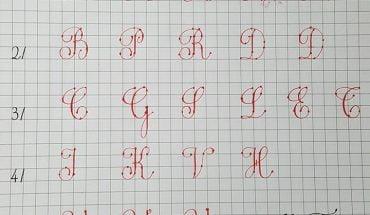 quy trình viết các nét