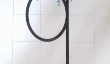 cách viết chữ q