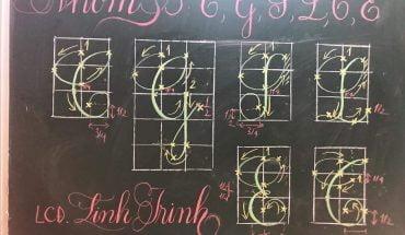 chia nhóm luyện chữ đẹp