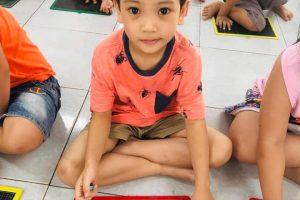 dạy trẻ tập viết