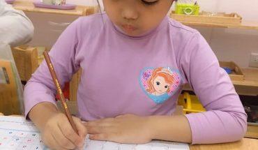 các bước dạy trẻ học chữ