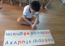cách dạy trẻ học chữ