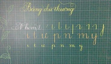 chia nhóm chữ cái tiếng Việt
