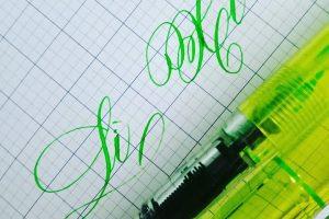 cách viết chữ X sáng tạo