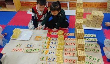 dạy trẻ 3 tuổi học chữ