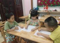 mẫu tập tô chữ cái Tiếng Việt