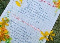 viết chữ in hoa