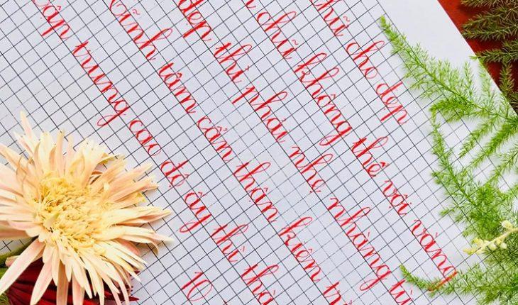 bảng chữ cái in hoa nghệ thuật