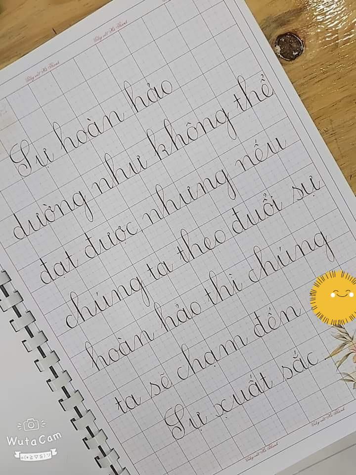 cách viết chữ hoa
