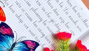 cách viết chữ hoa cơ bản