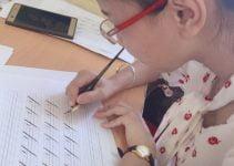 phương pháp luyện viết chữ đẹp