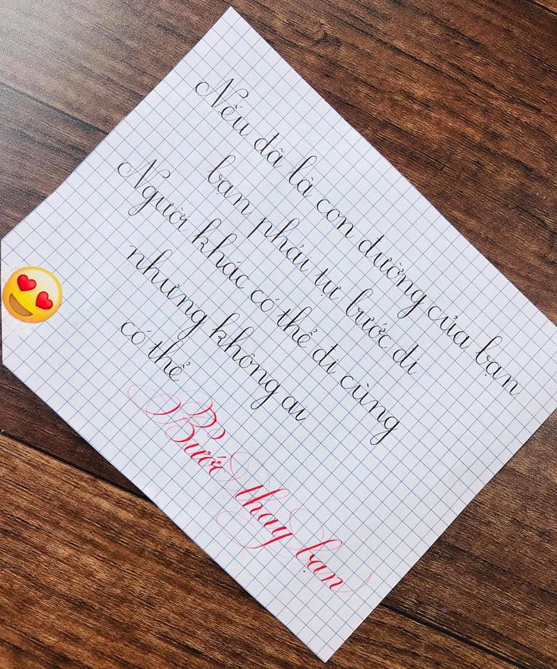Bài tập luyện viết chữ đẹp lớp 1