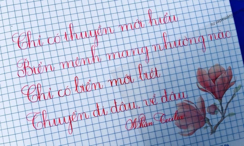 Bảng chữ cái viết thường