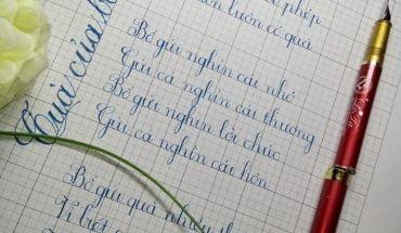 luyện chữ đẹp online