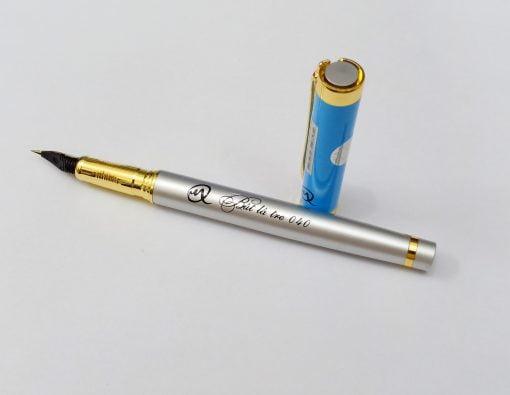 bút lá tre 040 calligraphy G vàng