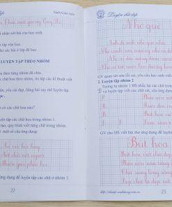 sách luyện chữ đẹp